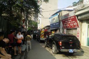 Hà Nội: Nổ bình gas tại Mễ Trì nghi do mâu thuẫn nợ nần