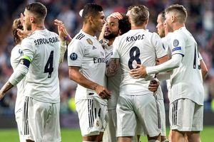 Hạ gục Viktoria Plzen, Real Madrid tìm lại niềm vui chiến thắng