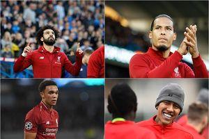 Đội hình siêu tấn công giúp Liverpool đè bẹp Crvena Zvezda