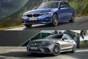So sánh BMW 3 Series 2019 và Mercedes C-Class 2019