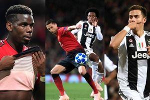 Đội hình xuất sắc nhất trận MU 0-1 Juventus: Cô đơn một vì sao