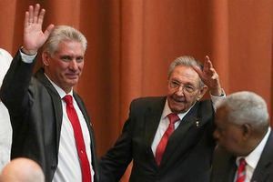 Chủ tịch Cuba Miguel Diaz-Canel lần đầu thăm Nga kể từ khi nhậm chức
