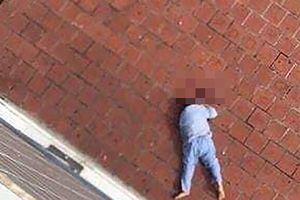 Nam bệnh nhân rơi từ tầng 6 Bệnh viện Đức Giang xuống đất tử vong