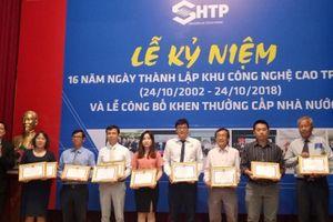 Khu công nghệ cao TP.HCM thu hút 5.4 tỷ USD vốn FDI