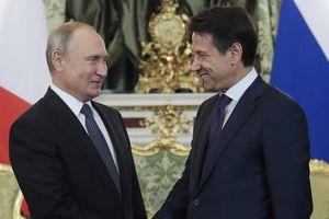 Italia mở rộng hợp tác kinh tế với Nga