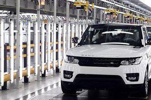 Doanh số sụt giảm, Jaguar Land Rover tạm ngừng sản xuất