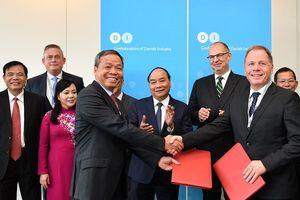 CMC ký thỏa thuận chiến lược với đối tác Đan Mạch