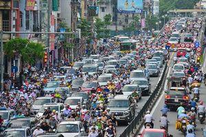 Hà Nội đang xây dựng cơ chế, chính sách để hạn chế phương tiện cá nhân