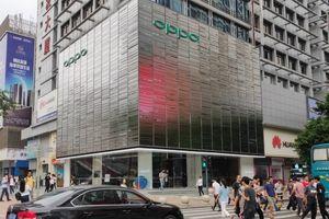 Bên trong cửa hàng cao cấp lớn nhất thế giới của Oppo tại Trung Quốc