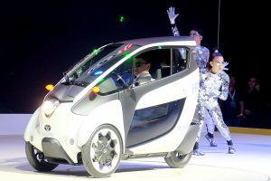 Xe hơi thời công nghiệp 4.0: Kết nối cao, thông minh hơn