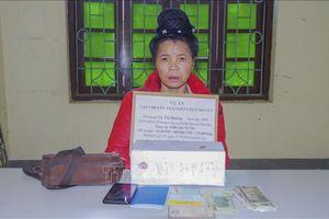 Điện Biên: Bắt đối tượng vận chuyển trái phép 5.000 viên ma túy