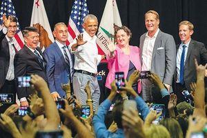 Bầu cử giữa nhiệm kỳ Mỹ: Thế trận ở Quận Cam