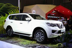 Chi tiết Nissan Terra, đối thủ Toyota Fortuner ở Việt Nam