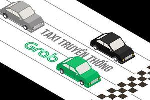 Vì sao Bộ GTVT đổi chiều coi xe công nghệ giống taxi truyền thống?