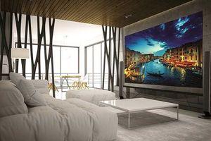 Samsung muốn bán màn hình LED từ nhà ra trung tâm thương mại