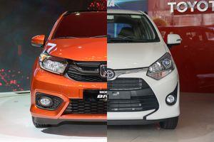 Honda Brio và Toyota Wigo - xe nào đáng giá hơn?