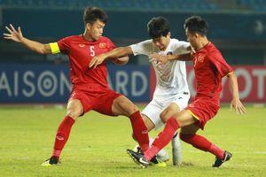 U19 Việt Nam chia tay giải châu Á bằng trận thua Hàn Quốc