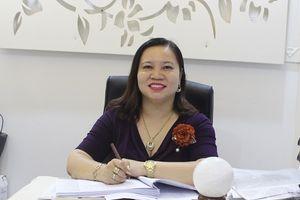 Nữ doanh nhân Nguyễn Thị Việt Loan: Kinh doanh bằng đam mê