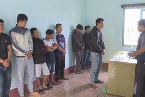 Đắk Lắk bắt nhóm đối tượng cá độ bóng đá với số tiền trên 40 tỷ đồng