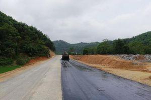 Thêm 3 dự án đường Hồ Chí Minh được khai thác vào cuối năm