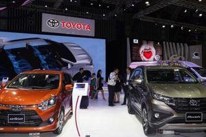 Toyota mang gì đến Vietnam Motor Show 2018?