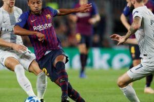 Không có Messi? Không vấn đề gì với Barca