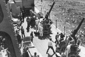 Đêm ác mộng của Hải quân Mỹ (Kỳ 2): Trận chiến trên biển Java