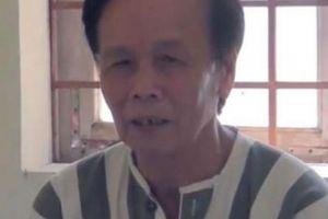 Trà Vinh: Bắt ông lão 61 tuổi dâm ô bé gái 9 tuổi