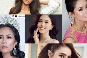 Nhan sắc 10 đối thủ đáng gờm của Phương Nga trước giờ G tại Miss Grand 2018