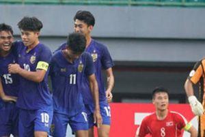BXH, kết quả giải U19 châu Á ngày 25.10: Quá tiếc cho U19 Triều Tiên