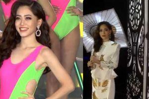 Phương Nga 'lội ngược dòng' lọt top 10 chung cuộc Miss Grand 2018