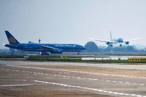 Sớm nghiên cứu giải pháp mở rộng, nâng cấp sân bay Nội Bài