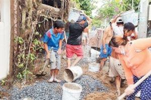 Huyện Nhà Bè hoàn thiện các tiêu chí xây dựng nông thôn mới