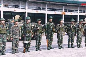 Bộ binh cơ giới VN mang theo gì lên thiết xa BMP-1?