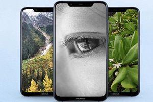 Nokia X7 được phát hành trên toàn thế giới với tên gọi Nokia 8.1