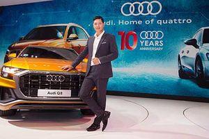 Chi tiết xe sang Audi Q8 giá 4,5 tỷ đồng tại Việt Nam