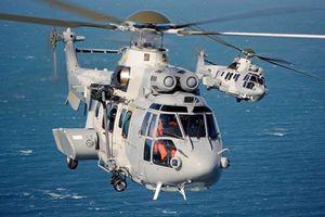 Không quân Hoàng gia Thái Lan nhận hai trực thăng đa năng 'khủng'