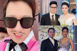 Cuộc sống tân hôn mật ngọt của Nhã Phương, Lan Khuê, Tú Anh