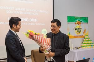 PGS-TS Phạm Hữu Lý 'bật mí' về Nano Curcumin hướng đích