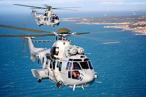 Airbus cung cấp máy bay trực thăng quân sự H225M mới cho Không quân Thái Lan