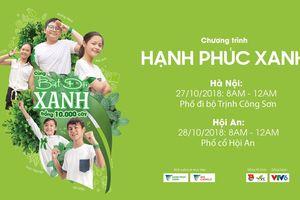 Phấn đấu mỗi năm trồng ít nhất 10.000 cây xanh tại Việt Nam