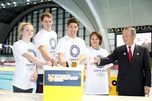 Nhật Bản tái chế huy chương Olympic từ lô rác thải điện tử