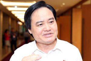 Bộ trưởng Phùng Xuân Nhạ: Kết quả tín nhiệm là động lực để tôi cố gắng