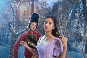 Hoa hậu Tiểu Vy xinh đẹp trong hình ảnh công chúa Disney