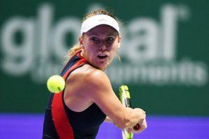 Đương kim vô địch WTA Finals bị loại đáng tiếc