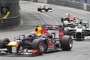 Hà Nội góp mặt trong mùa giải đua xe F1 lịch sử