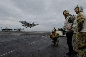Mỹ cảnh báo khả năng xung đột với Trung Quốc ở Thái Bình Dương?