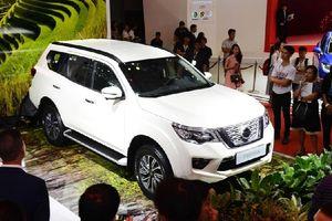 Nissan Terra 'khuấy động' phân khúc SUV 7 chỗ tại Việt Nam