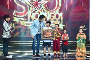 Hồng Vân ngỏ ý mời Sao Nối Ngôi Nhí 10 tuổi về sân khấu kịch Phú Nhuận