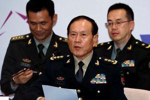 Bộ trưởng Quốc phòng Trung Quốc lên tiếng về Biển Đông, Đài Loan